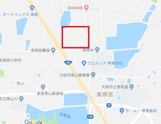 ららぽーと美原の建設予定地2