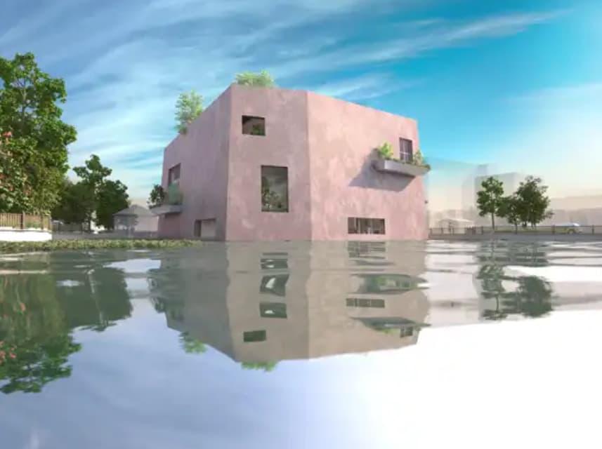 松原市図書館のリニューアル後のイメージ2