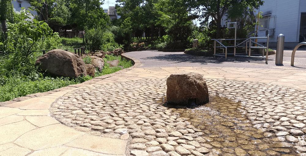 大阪府松原市の北新町大池公園(愛称:なかよしマッキー公園)の画像3